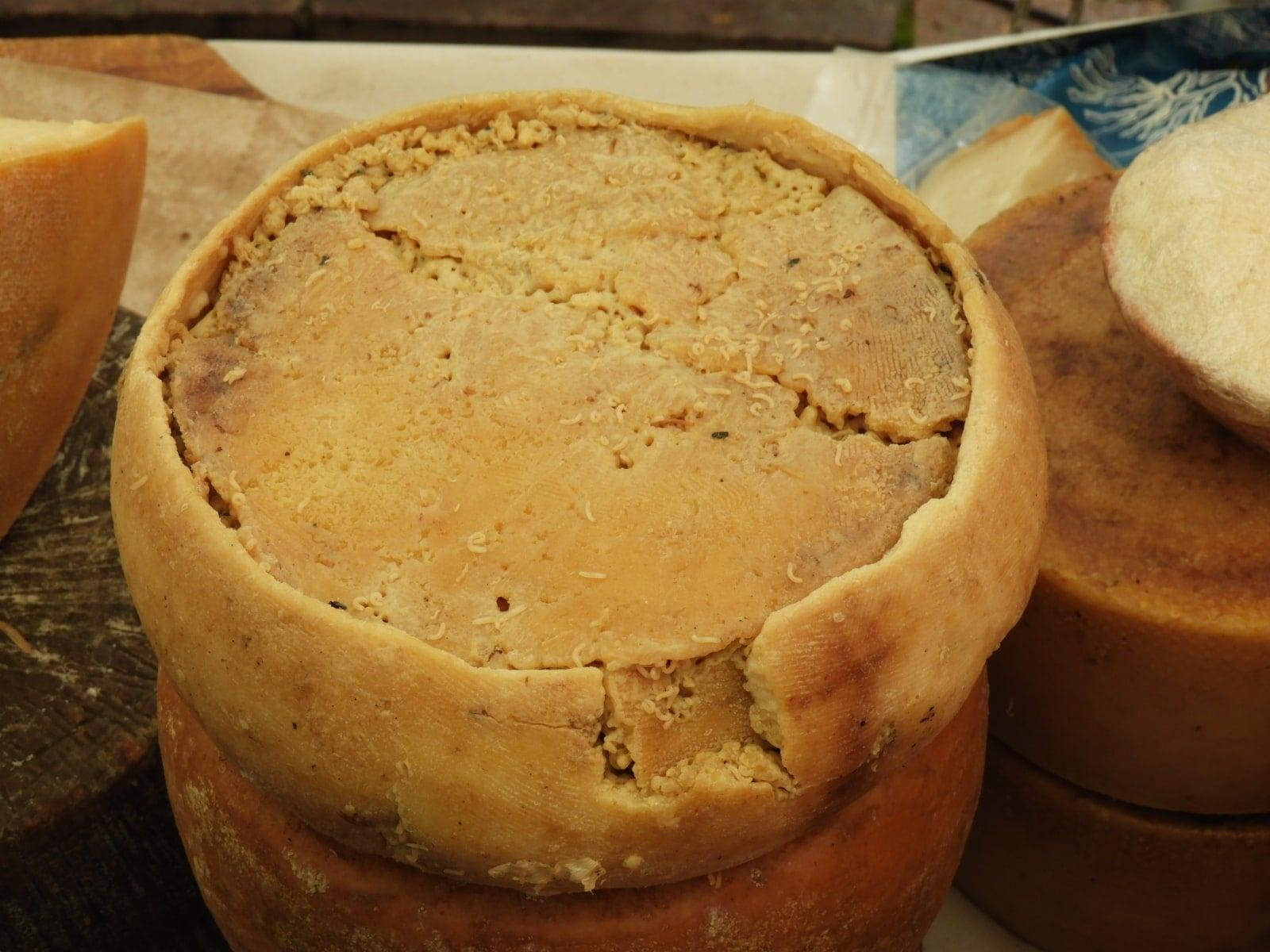 Cheese of Sardinia