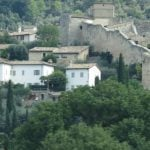 hilltop towns Sardinia