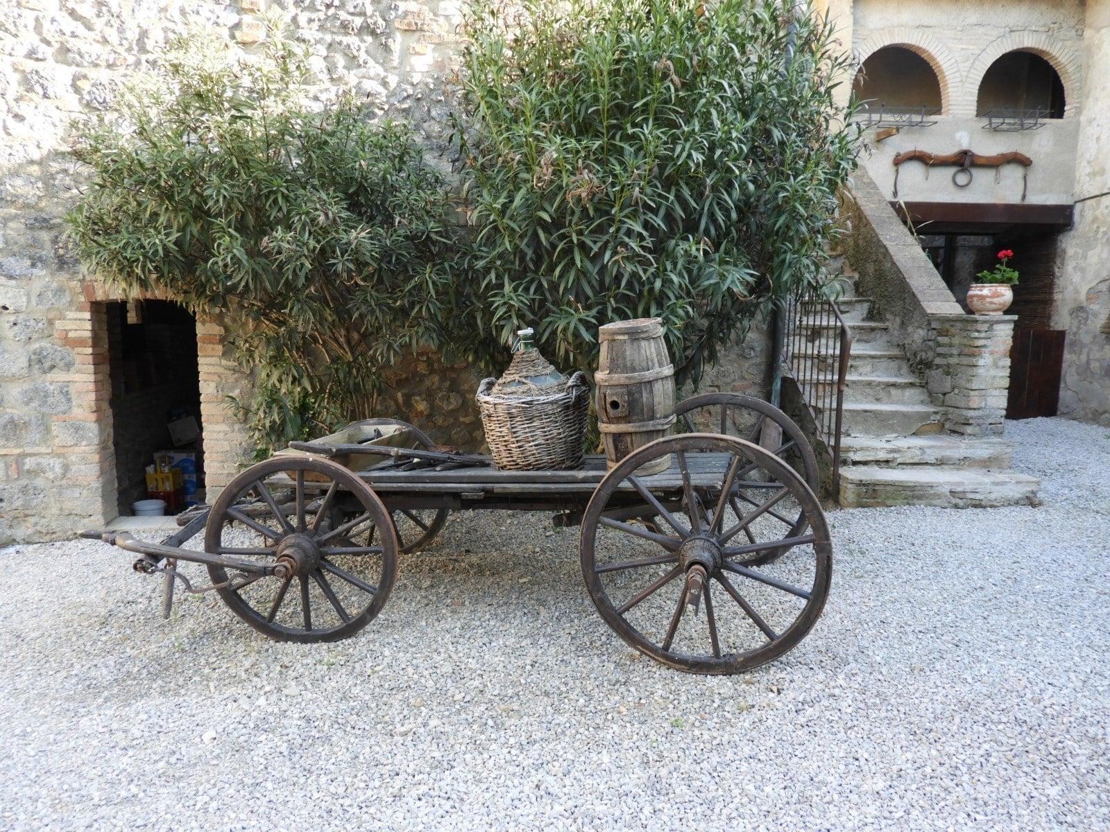 wine and food Sardinia