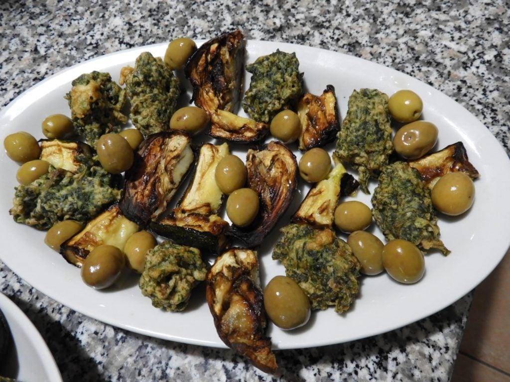 Anti Pasta Sardinia.