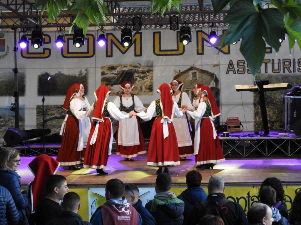 Sardinia Traditions